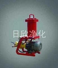 日欣淨化BLYJ系列便攜式濾油機