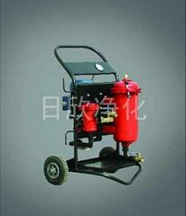 厂家直供日欣净化LYC-A系列移动式滤油机