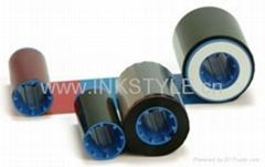 hot compatible for CIM NC900KRC511 YMCKOK Color Compatible Ribbon - 170 prints