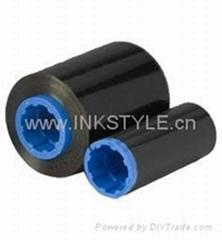 inkstyle compatible for CIM NC900KRC311 YMC Color Compatible Ribbon - 300 prints