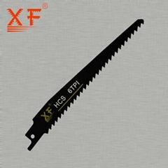 152mm 6TPI 往复锯条切木头马刀锯