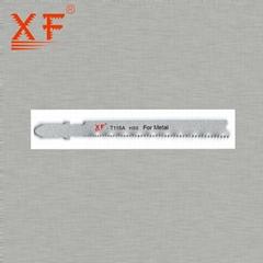 T123X 高速钢切割金属板曲线锯条