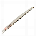 9 Inch 5 TPI Garden Tools Pruning Reciprocating Saw Blade for Wood 5