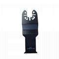 Bi-Metal Oscillating Multitool Blade for Cutting Metal 2