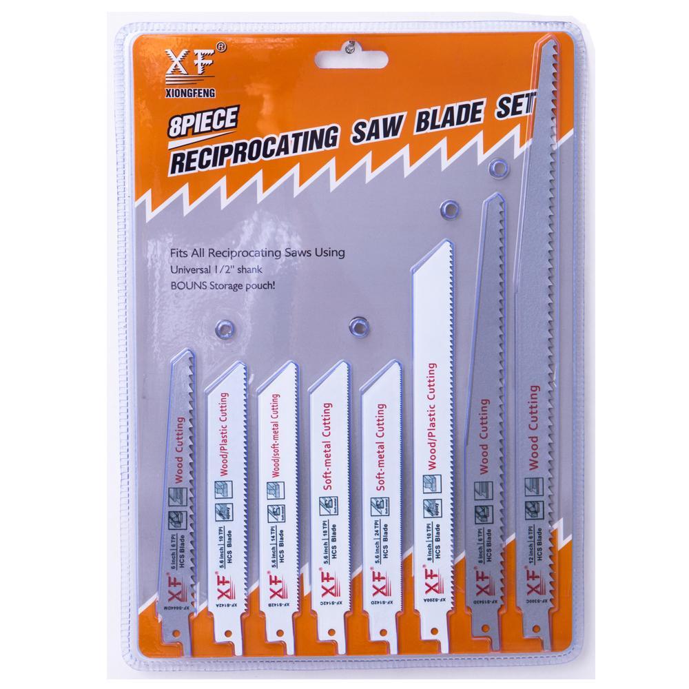 S922AF150mm 24TPI Reciprocating Saw Blade for Metal 2