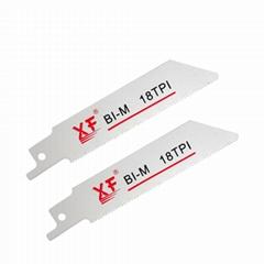 100mm Bi-Metal Sabre Saw Blade for Cutting Metal