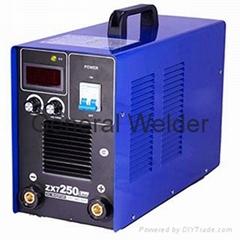 China best quality inverter DC arc weldig machine ARC250L