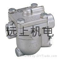 自由浮球式蒸汽疏水阀
