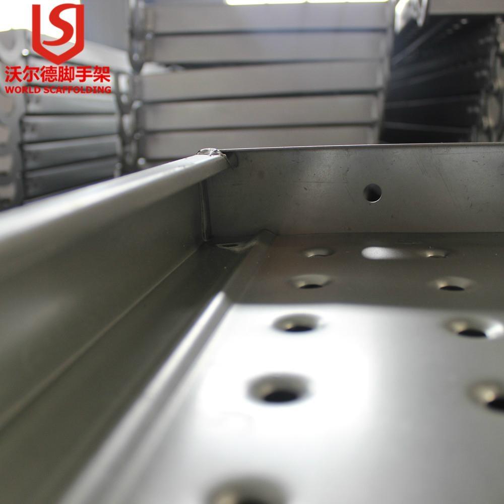 Construction platform scaffolding plank 1