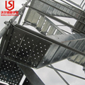 All-round Ringlock Scaffold Stair Case for Support System 1