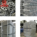 High Quality Steel Ringlock Scaffolding for Working Platform or Support System 1