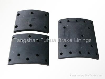 heavy duty brake linings 3