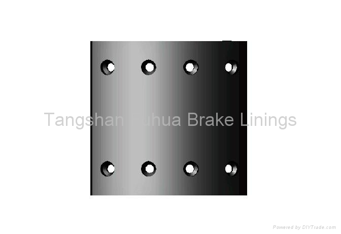 heavy duty brake linings 2