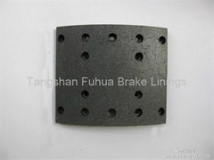 heavy duty brake linings