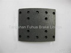 heavy duty brake linings