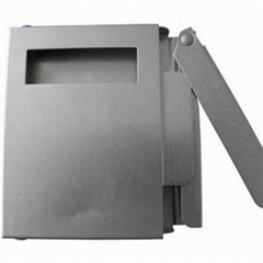 Aluminum Function Casket