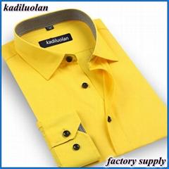 Fashion Mens Shirts Long Sleeve Style
