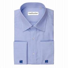 100% casual fashion cotton mens shirts 2015