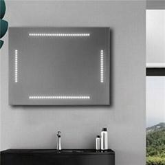 Aluminium Bathroom LED Light Mirror (GS013)