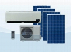 100% Solar Powered Air Conditioners with