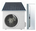 Solar Hybrid Air Conditioners with Solar Panel