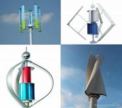 Vertical Axis Wind Turbi