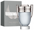 cologne designer cologne invictus perfume long lasting smell 100ml