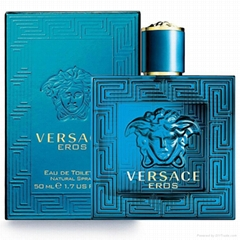 men perfume ver sace eros EDT 100ml nice smell cologne