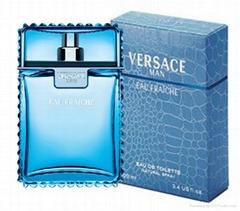 ver sace men cologne  EDT 100ml nice smell perfume