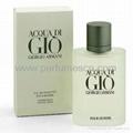 armani GIO perfume cologne for men