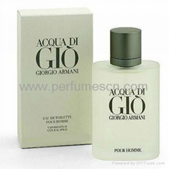 armani GIO perfume cologne for men
