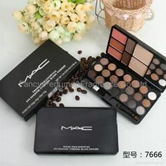 MAC eyeshadow eyeliner