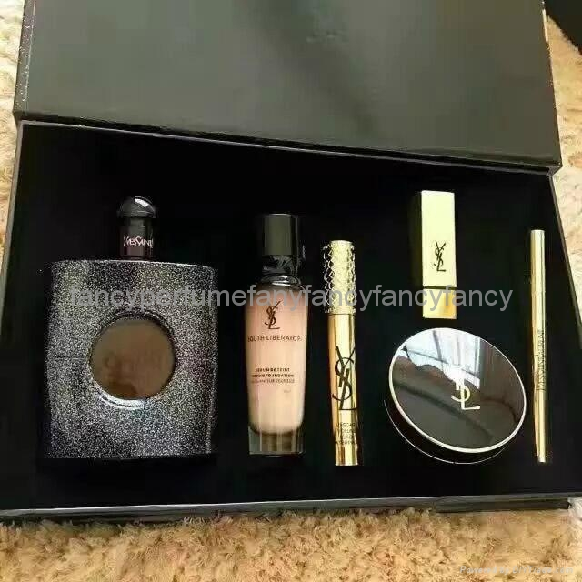 YSL gift sets famous name fragrance and cosmetics for lady  1