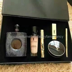 YSL gift sets brand perfume and cosmetics for lady