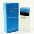 d&g light blue perfume designer perfume for lady hot sell in USA