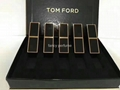 tom ford lipstick brand cosmeticsgift sets for lady 1 to 1 quality Aluminum tube