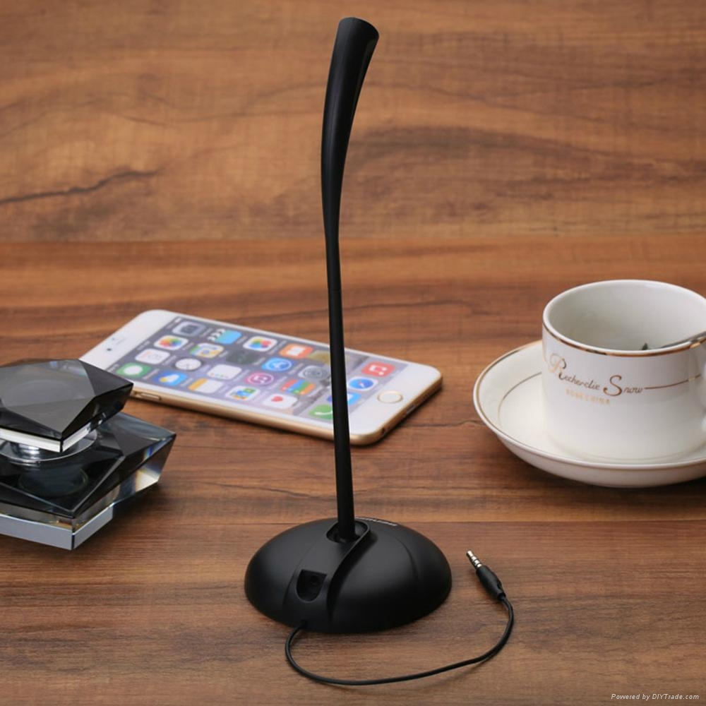 Benwis M100 table noise cancelling Gaming 3.5mm wired Microphone  2