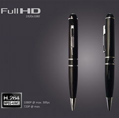 2015 Newest 1080P Full HD H.264 65deg angle mini pen cctv camer