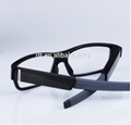720P 30fps The first HD  detachable camera video glasses invisible lens  2