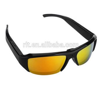 HD 1080p sunglasses camera fashionable outdoor sunglasses camera 1