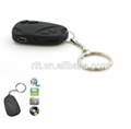 CMOS hd hidden video recorder 808 car keys micro camera support plus and play Bu 2