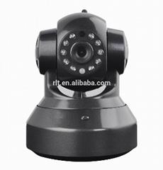 HD960P WiFi turnable camera infrared night vision range 10M household monitoring