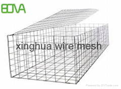 Gabions Hexagonal to protect environment