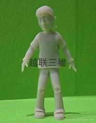 人物模型手板打印