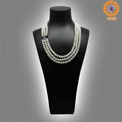 wholesale direct factory fashion south sea shell pearl necklace