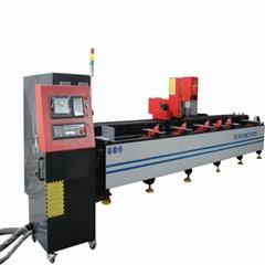 3 axis cnc aluminum profile machining center for door