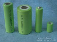 供应太阳能灯可充电1.2V五号AA充电镍氢电池