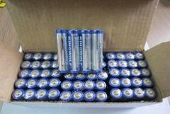 供應碱性5號電池AA熱縮膜包裝