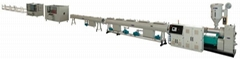 PPR 3 layers pipe extrusion line 16-200mm