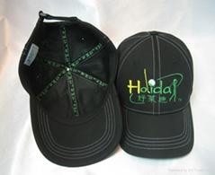 Promotional Logo Printed Cheap Custom Baseball Cap